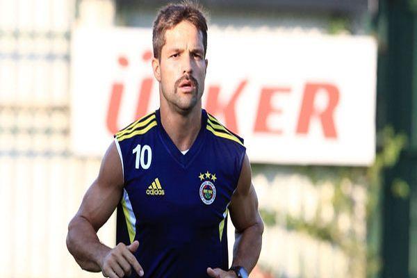 Fenerbahçe'de Diego Ribas'tan kötü haber!