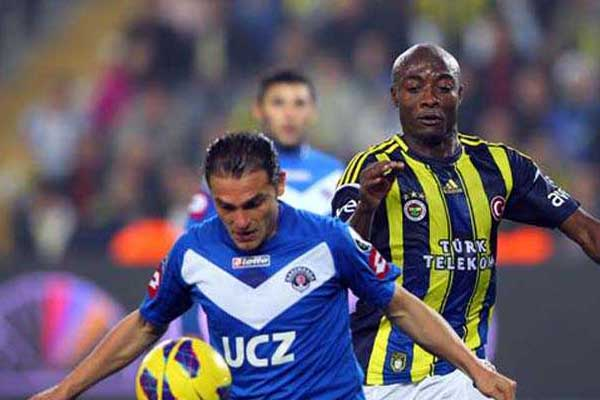 İşte Fenerbahçe Kasımpaşa maçının ilk 11'i