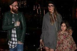 Fenerbahçeli Meireles ailesiyle alışverişe çıktı