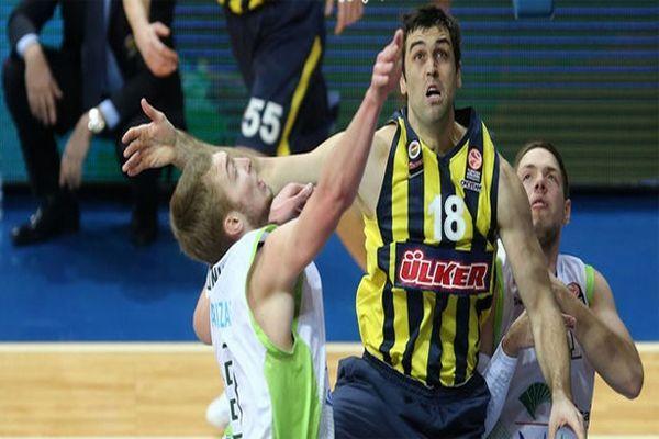 Fenerbahçe Ülker'den kritik galibiyet