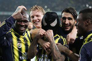 Fenerbahçe, Kayserispor'u 5-1 yendi