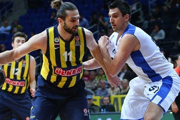 Dev derbide Fenerbahçe Anadolu Efes'i devirdi