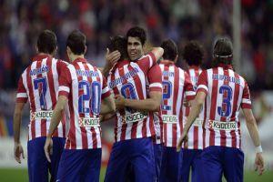 Atletico Madrid, tek golle kazandı