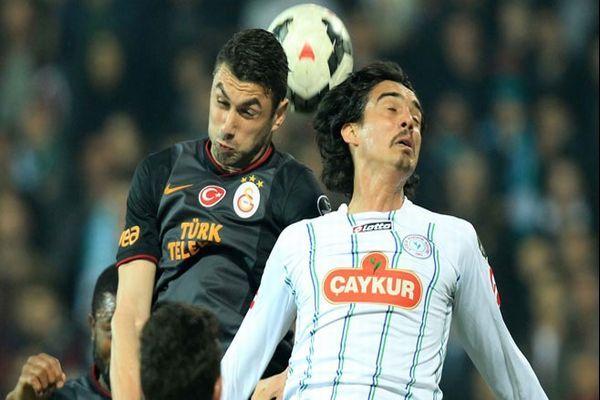 Çaykur Rizespor Galatasaray maçı özet ve golleri