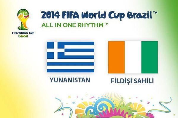 Yunanistan gruptan çıkan 2. takım oldu