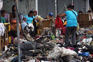 Filipinler'de salgın hastalık an meselesi
