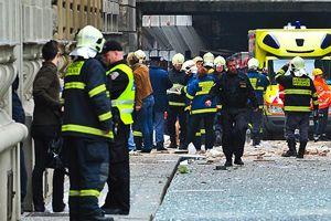 Filistin'in Prag Büyükelçisi el-Cemal'in evinde patlama