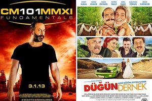 En çok izlenen 10 filmden 9'u yerli yapım