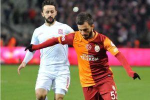 Galatasaray, Balıkesirspor'u 4-0 mağlup etti