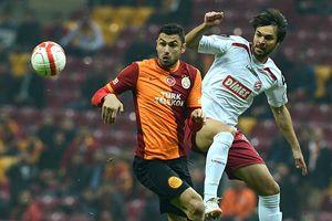 Galatasaray, Tokatspor'u 2-0 yendi