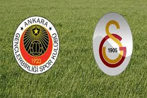Gençlerbirliği - Galatasaray maçının ilk 11'leri