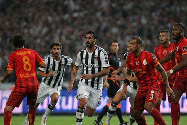 Galatasay Beşiktaş maçı muhtemel 11'ler