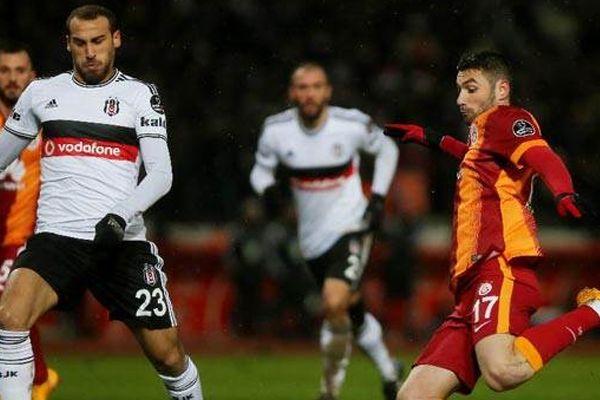 Beşiktaş derbi galibiyetine hasret kaldı