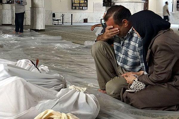 Suriye'de 'zehirli gaz' kullanıldığı iddiası