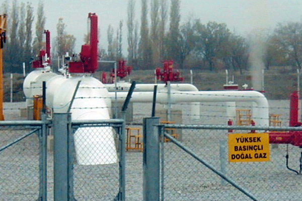 'Türkiye'den geçen Güney Gaz Koridoru'nun önemi arttı'
