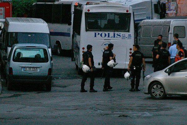 Gaziosmanpaşa'da terör örgütü operasyonu