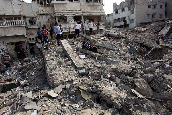 Gazze'de bin 35 kişi hayatını kaybetti