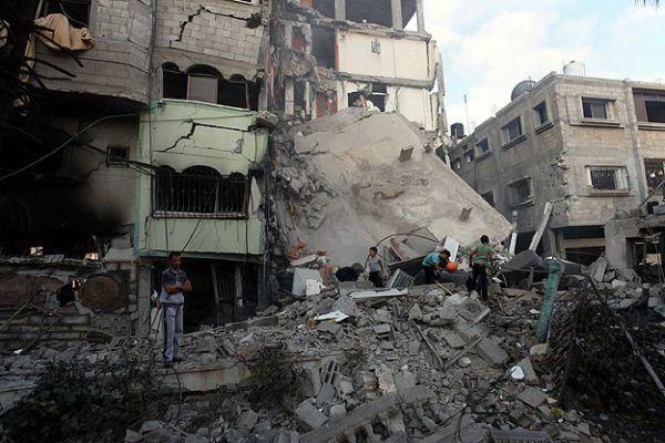 Gazze'de hayatını kaybedenlerin sayısı 2 bin 126'ya yükseldi