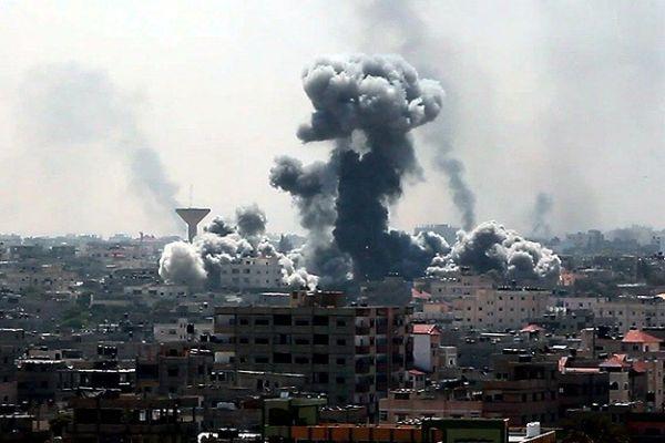 Gazze'de ölenlerin sayısı 1660'a yükseldi