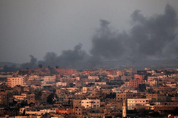 Gazze'de hayatını kaybedenlerin sayısı 2088'e yükseldi