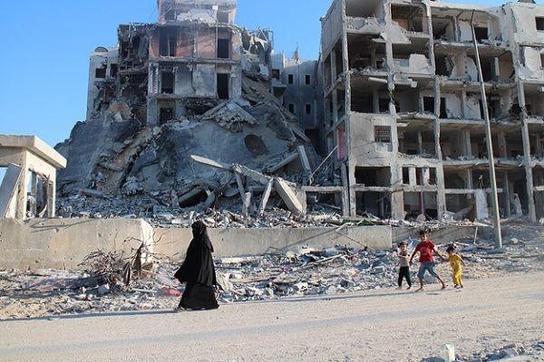 Gazze'de hayatını kaybedenlerin sayısı 1959'a yükseldi