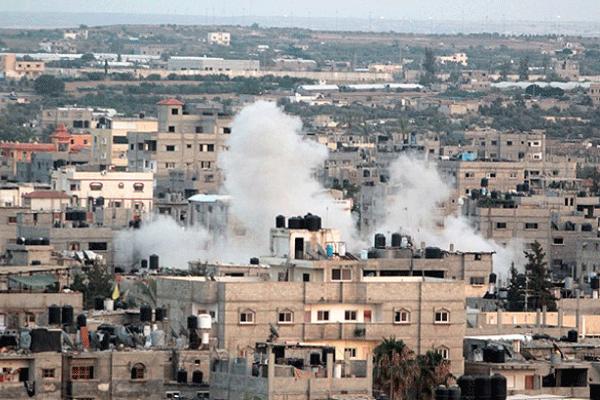 Gazze'de ölenlerin sayısı 172'ye yükseldi