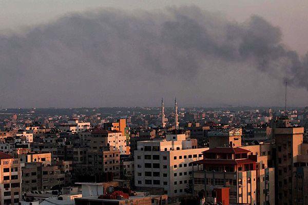 Gazze'de ölü sayısı 577'ye yükseldi