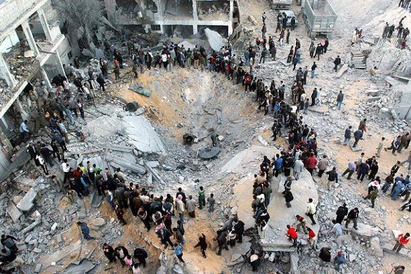 İsrail'in üç büyük operasyonunda 1679 kişi öldü