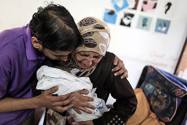 Gazze'de hayatını kaybedenlerin sayısı 1.821'e yükseldi