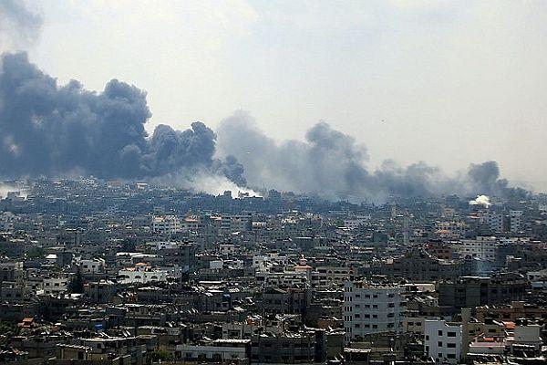 Gazze'de hayatını kaybedenlerin sayısı 807'ye yükseldi