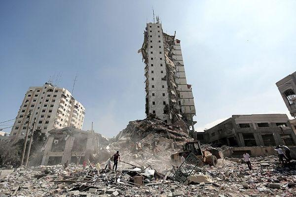 Gazze'de ölenlerin sayısı 2 bin 139'a yükseldi