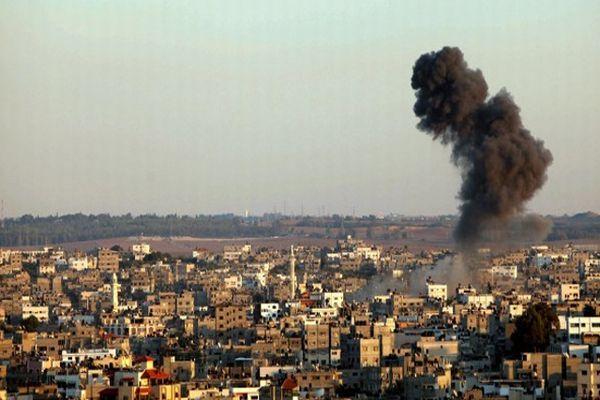 İsrail uçakları çocukları hedef aldı