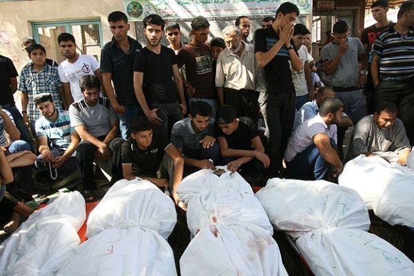 Gazze'de hayatını kaybedenlerin sayısı 1363'e yükseldi