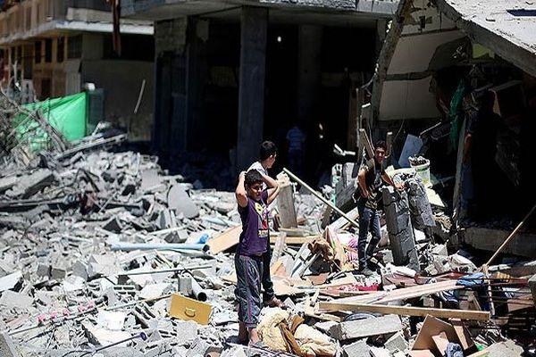 Gazze'de ölenlerin sayısı 590'na yükseldi