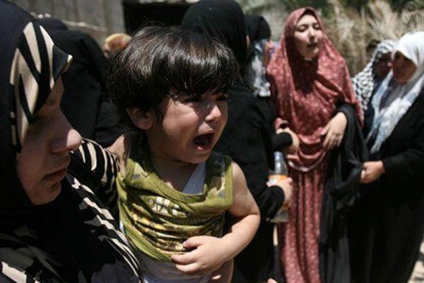 Gazze'de hayatını kaybedenlerin sayısı 663'e yükseldi