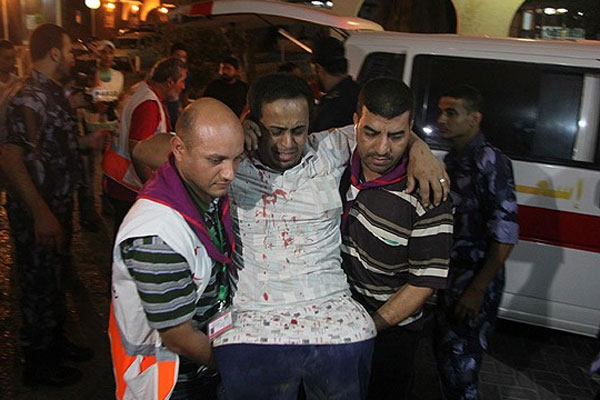 Gazze'de ölenlerin sayısı 271'e yükseldi