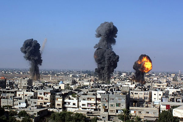 Gazze'de ölü sayısı 53'e, yaralı sayısı 479'a yükseldi