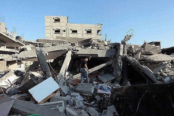 Gazze'de ölenlerin sayısı 98'e yükseldi