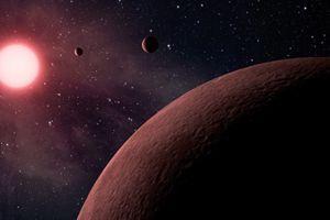 Güneş Sistemi dışında dev gezegen keşfedildi