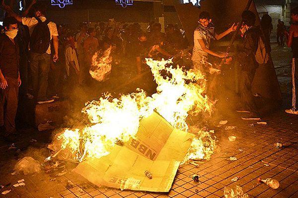 Gezi Parkı iddianamesi savcılığa iade edildi