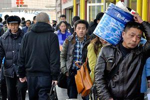 Çin'de dünyanın en büyük iç göç hareketi başladı