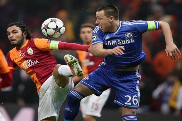 G.Saray Chelsea maçı İngiliz basınında