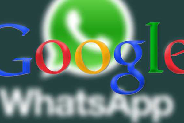 Whatsapp'a Facebook'tan önce Google talip olmuş