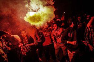 Mısır'da 1 gösterici hayatını kaybetti