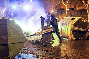 'Burgos protestoları' 30 kente sıçradı