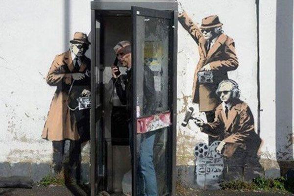 Tüm dünya bu graffitiyi merak ediyor