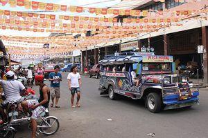 'Gri kent'in renkli ulaşımı