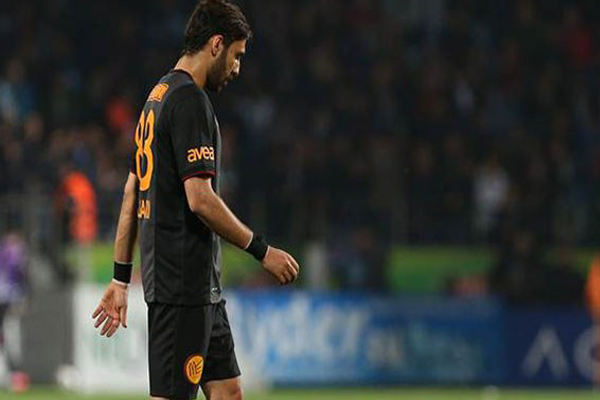 Ç.Rizespor- Galatasaray ile 1-1 berabere kaldı