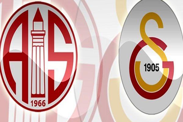 Antalya'da erken gelen gol