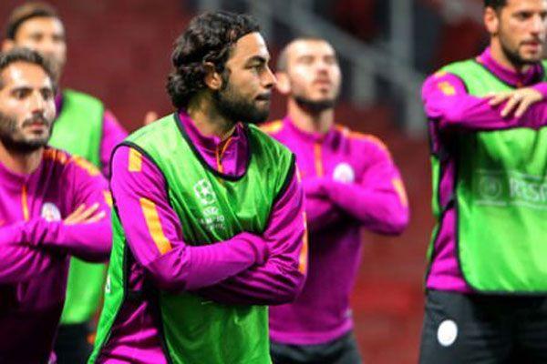 Galatasaray'ın Erciyes kadrosu belli oldu
